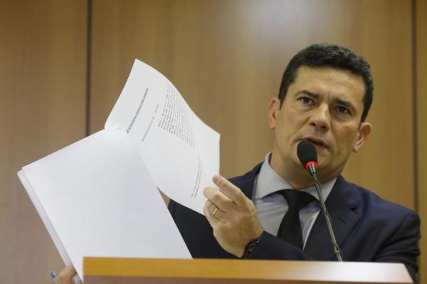 90% dos juízes apoiam acordo penal defendido por Sérgio Moro