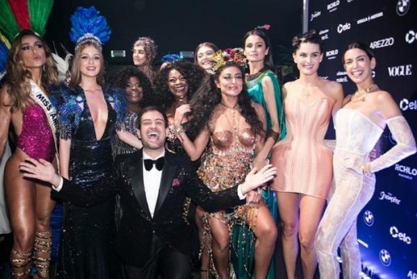 'Baile da Vogue' cobra caro à celebridades por convites