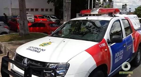 PM livra assaltante de ônibus de ser espancado até a morte em Manaus