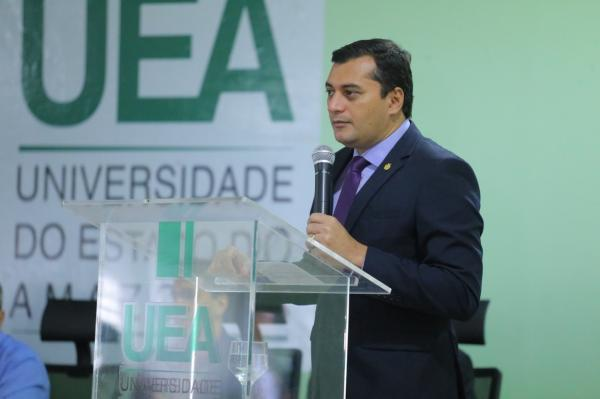 Governador Wilson Lima anuncia implantação do Hospital da Universidade do Estado do Amazonas