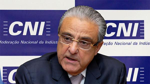 Presidente da CNI preso em operação de combate à corrupção em convênios com Turismo e Sistema S