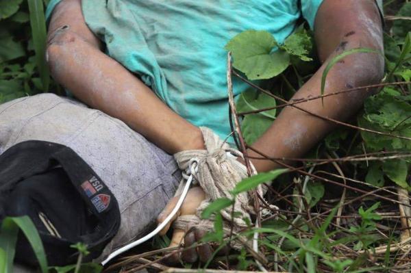 Atendente de lanchonete é encontrado morto amordaçado no ramal do Brasileirinho