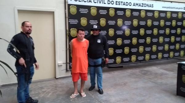 Polícia prende assassino do advogado Armando de Freitas