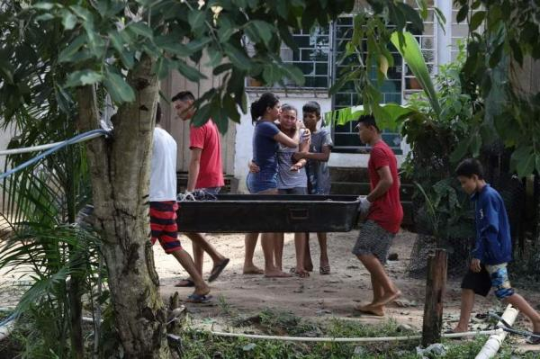 Peixeiro é assassinado a tiros enquanto dormia em casa no Campos Sales