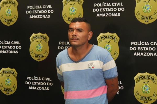 Suspeito de matar homem a facadas durante assalto é preso no Centro de Manaus