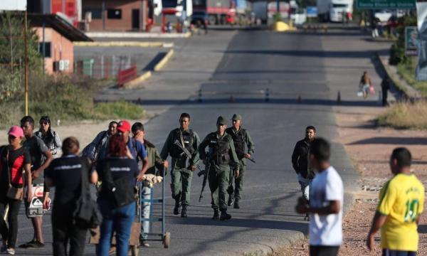 Oposição venezuelana denuncia repressão a indígenas e duas mortes perto da fronteira com o Brasil