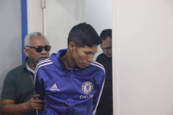 Preso suspeito de matar homem a pauladas durante bebedeira, em Manaus