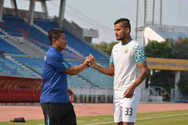Jogador amazonense brilha na Ásia e desbrava Myanmar através do futebol
