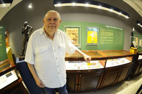 Manaus ganha Museu Internacional do Esporte com 10 mil preciosidades olímpicas