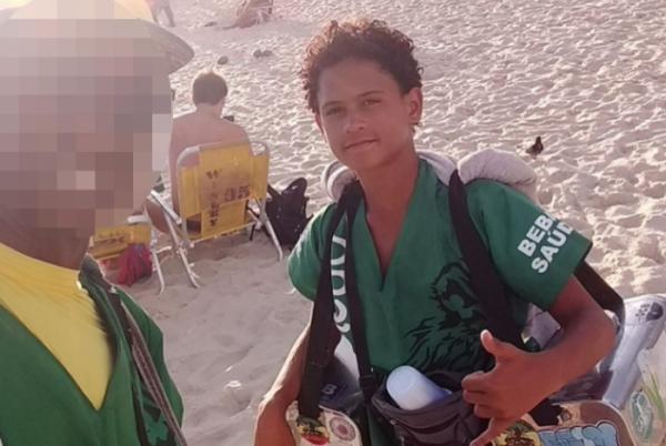 Adolescente morto em guerra de bate-bolas tinha teste marcado no Flamengo