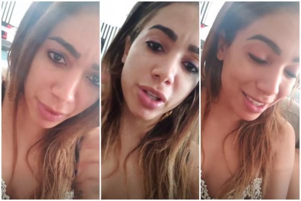 """Anitta nega rolo com Neymar e dispara: """"Não sou amiga de Marquezine"""""""
