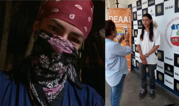 Aluno de Manaus é preso após ameaçar realizar massacre inspirado nos jovens de Suzano