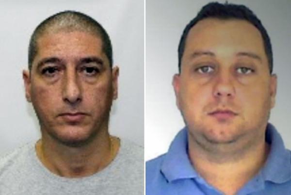 Suspeitos de matar Marielle e Anderson deixam DH em direção à Cadeia de Benfica