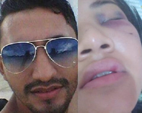 Mecânico é acusado de espancar universitária que levou a namorada dele para se divertir em festa