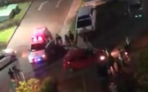 Confusão, pancadaria e polícia marcam madrugada no Caritó Bar e Petiscaria, em Manaus