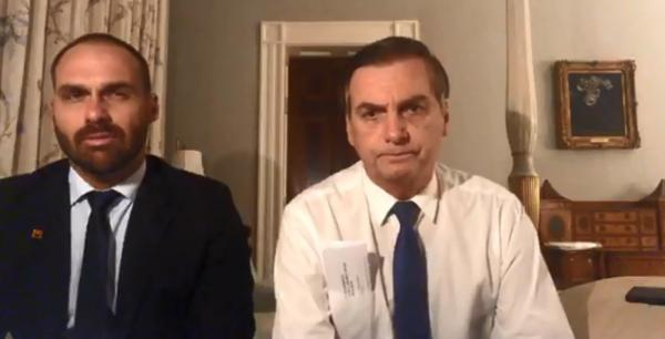 Bolsonaro: Haverá 'sensibilidade' para corrigir 'possíveis equívocos' no projeto dos militares