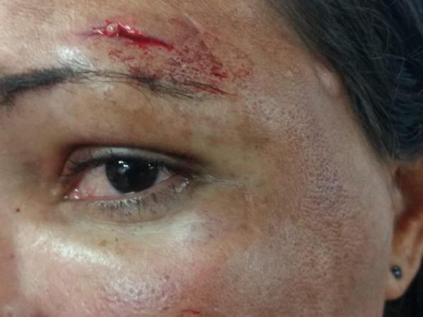 Homem é preso suspeito de espancar companheira grávida em Manaus