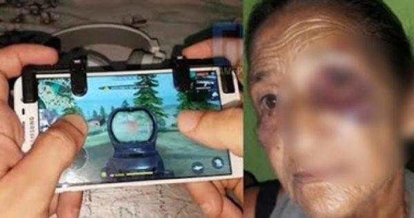 Jovem de 14 anos espanca própria avó após proibição de jogo Free Fire