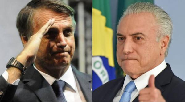 Temmer é preso no dia do aniversário de Bolsonaro