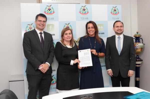 TCE, MPC e Fundo Manaus Solidária vão treinar orgãos que recebem recursos municipais