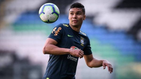 Casemiro será capitão da seleção brasileira em amistoso