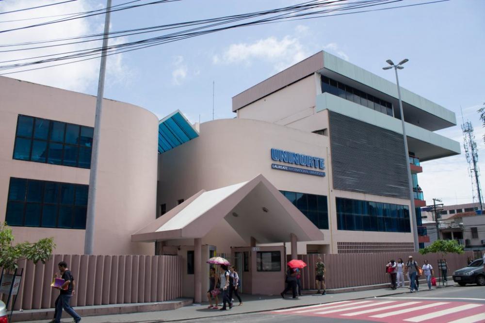 O Centro Universitário do Norte passa a ser gerido pela Ser Educacional (Foto: Divulgação)
