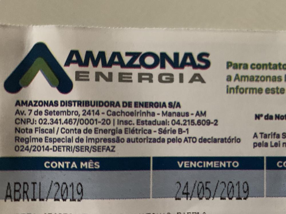No Amazonas, conta de energia deve aumentar em 10% após decreto do Governo do Estado