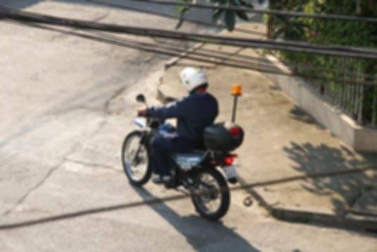 Vigilante tem moto roubada ao patrulhar ruas em Manaus
