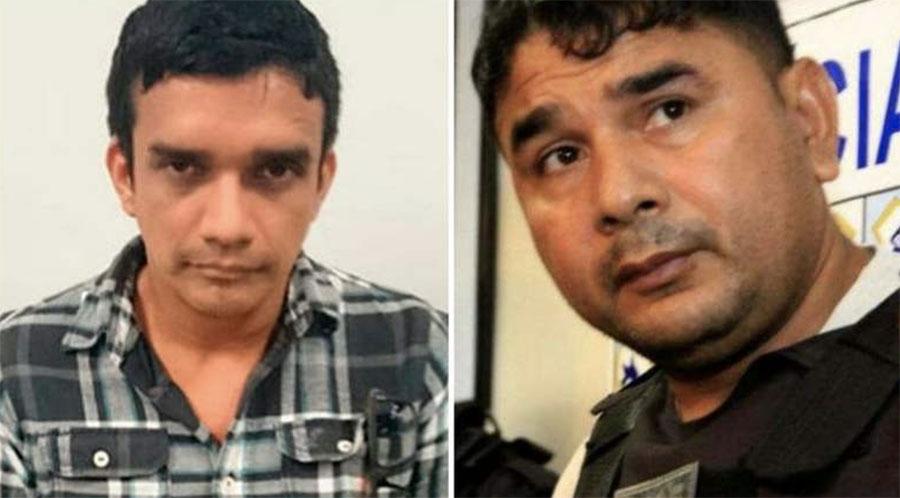 Gelson Carnaúba (esquerda) e Zé Roberto (direita) podem estar se aliando. Foto: Arquivo/AC