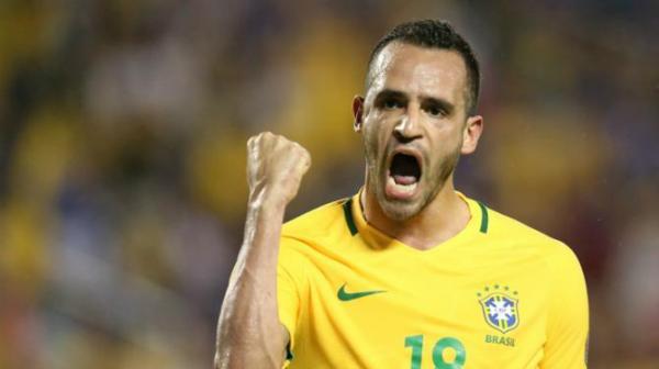 Renato Augusto será o capitão da Seleção Brasileira contra a Bolívia