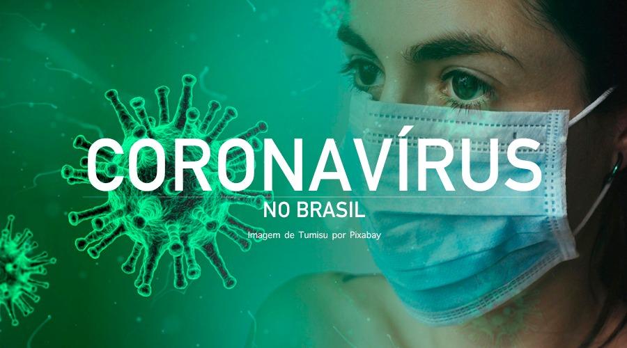 Saúde: Brasil tem 4.579 casos de coronavírus e 159 mortes