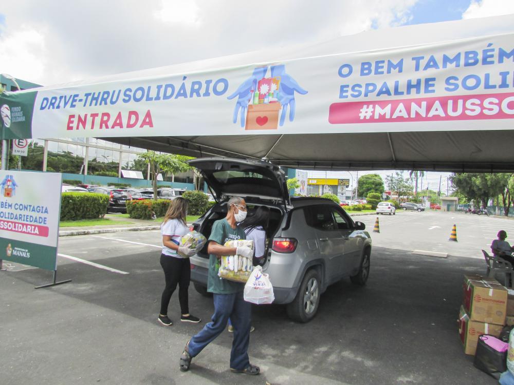 Michele Gouvêa/ Manaus Solidária