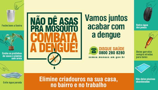 Combate ao Aedes aegypti: é tempo de cuidarmos do futuro!