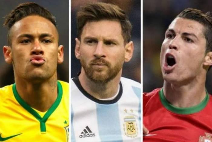 Ex-jogador do Flamengo afirma que jogou mais que Neymar, Messi e Cristiano Ronaldo