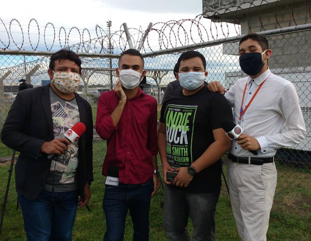 Diversidade LGBT em frente as câmeras do jornalismo sério no Amazonas