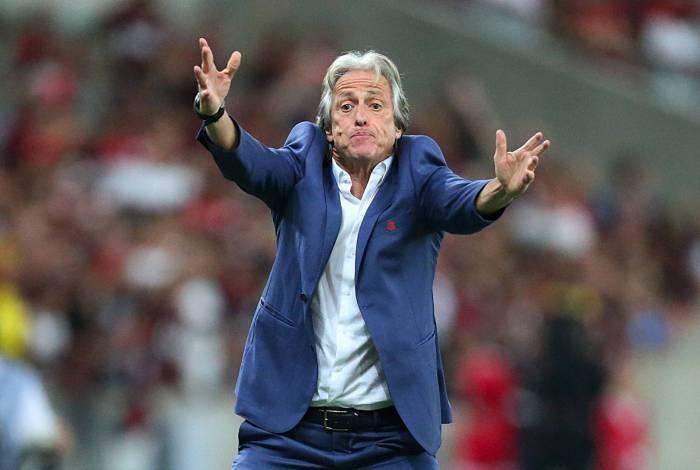 Repórter da Rede Globo afirma que Jorge Jesus está bem perto de renovar com o Flamengo