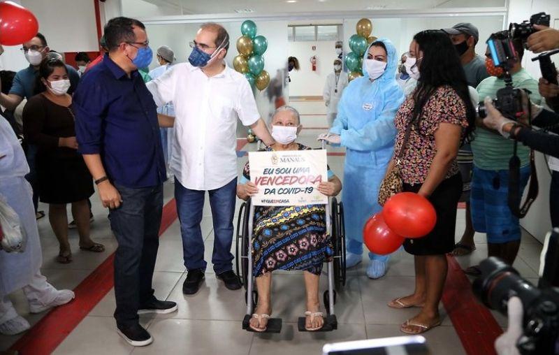 Quase 150 mil pessoas já foram curadas da covid-19 no Brasil