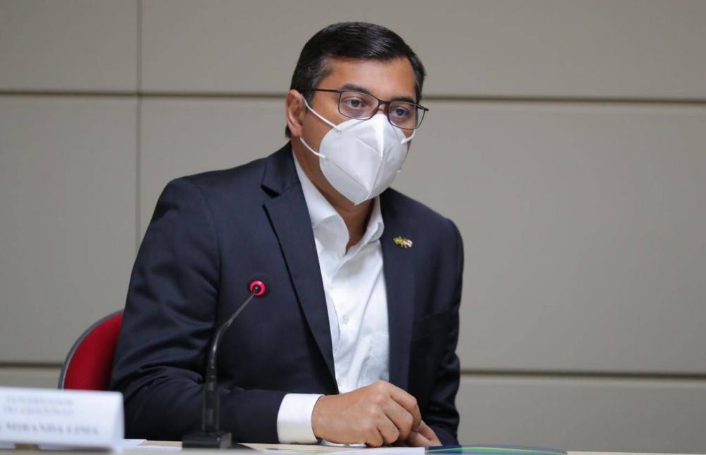 'Estou tranquilo com processo de impeachment', diz Wilson Lima