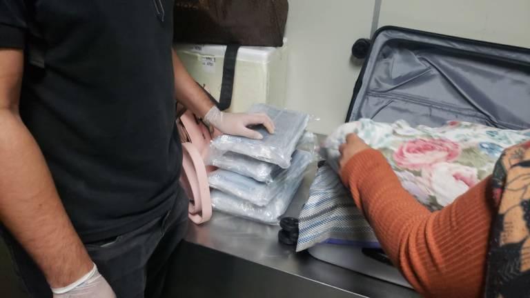 Operação da Serep e PF resulta na apreensão de 6 quilos de skunk e duas prisões