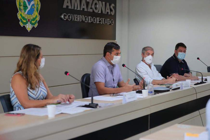 Wilson Lima anuncia liberação de mais R$ 23,4 milhões do FTI aos municípios do interior