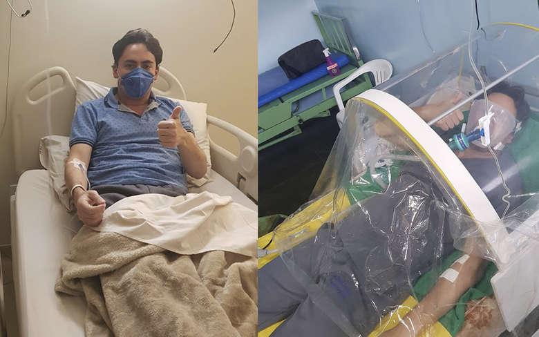 Médico de Parintins, Daniel Tanaka relata reinfecção por coronavírus