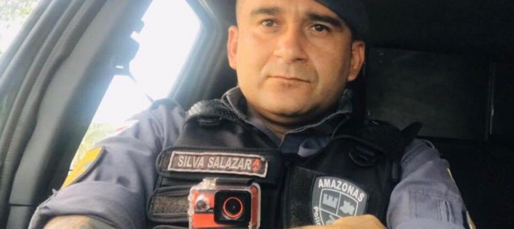 Homem resiste à prisão, agride sargento e tenta roubar arma em Manaus