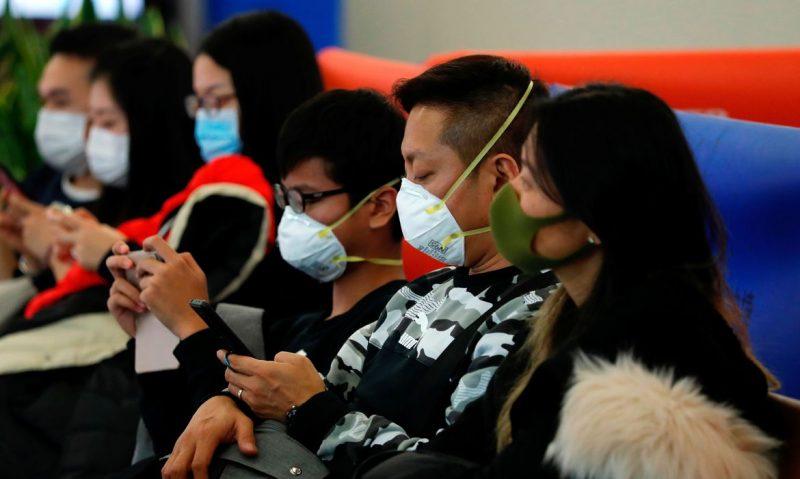 China tem cinco casos de covid-19 nas últimas 24 horas