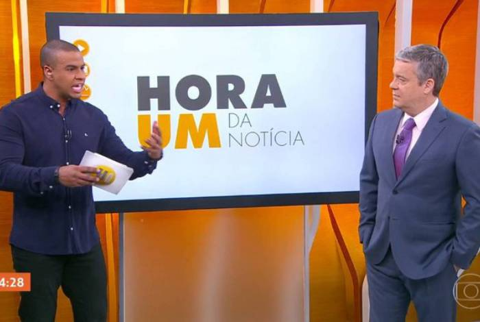 Jornalista da Globo faz desabafo contra o racismo ao vivo