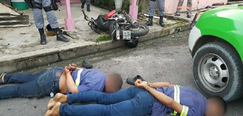 Adolescentes se disfarçam de funcionários da concessionária de água para cometer assaltos
