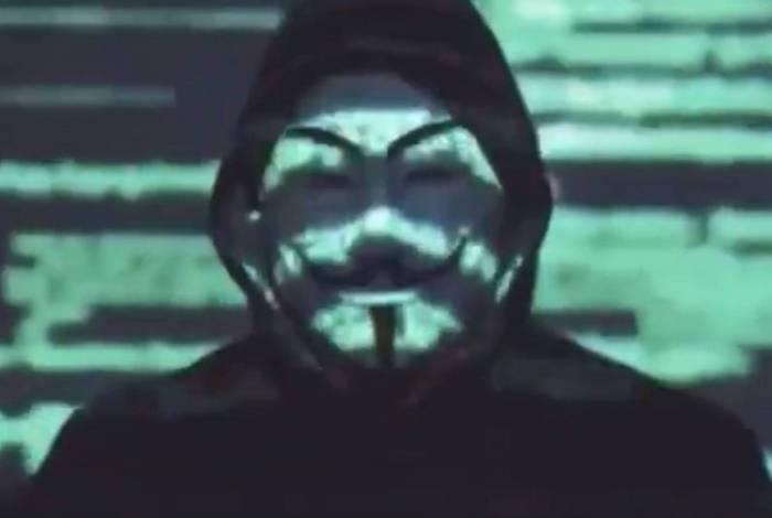Anonymous divulga dados e liga Flávio Bolsonaro ao assassinato de Marielle