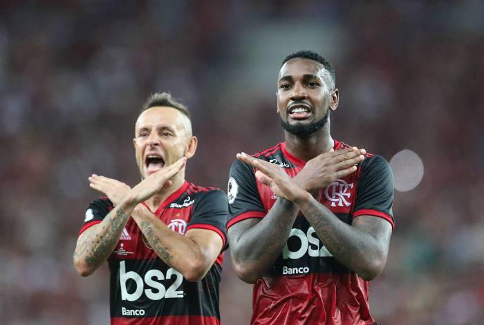 Possível oferta de quase R$ 200 milhões por Gérson poderia fazer jogador deixar o Flamengo