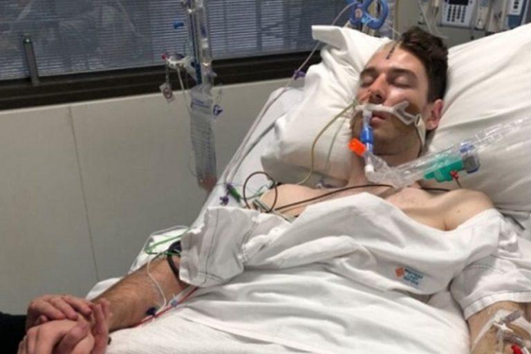 Jovem de 21 anos sofre AVC enquanto fazia exercícios físicos em casa 17 de junho de 2020