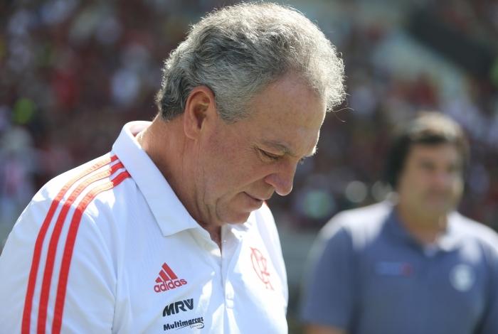 'Estou maravilhado com o trabalho do Jorge Jesus no Flamengo', admite Abel Braga