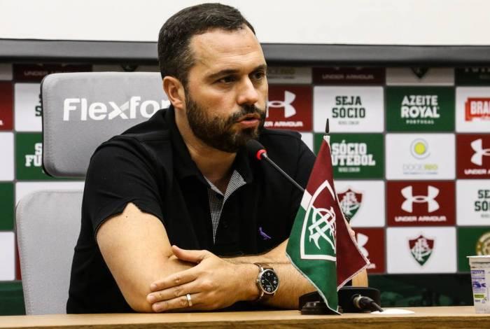 Fluminense tem quatro resultados positivos em primeiros exames de Covid-19